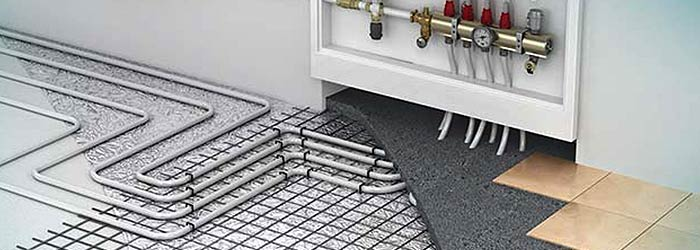Radiant Heating Installation & Repair Services