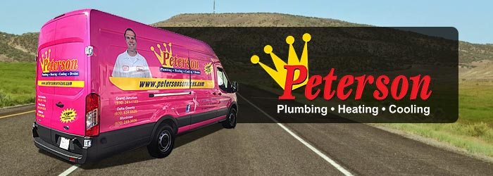 Home Peterson Plumbing, Heating, and Cooling Grand Junction, CO
