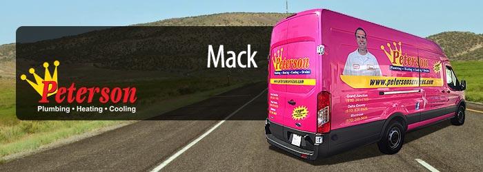 Mack, CO plumbers